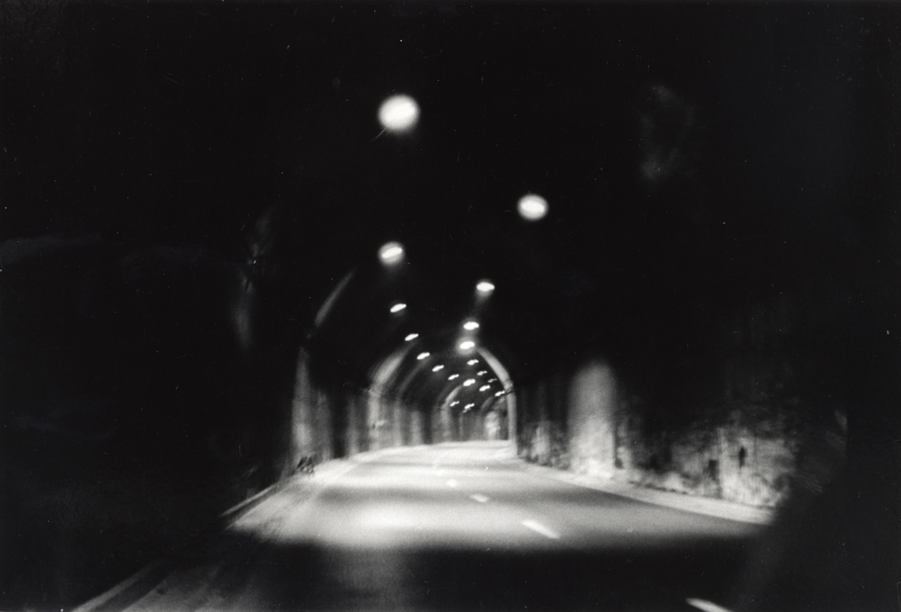 """Frame de """"ÃO"""" - Tunga, 1981."""