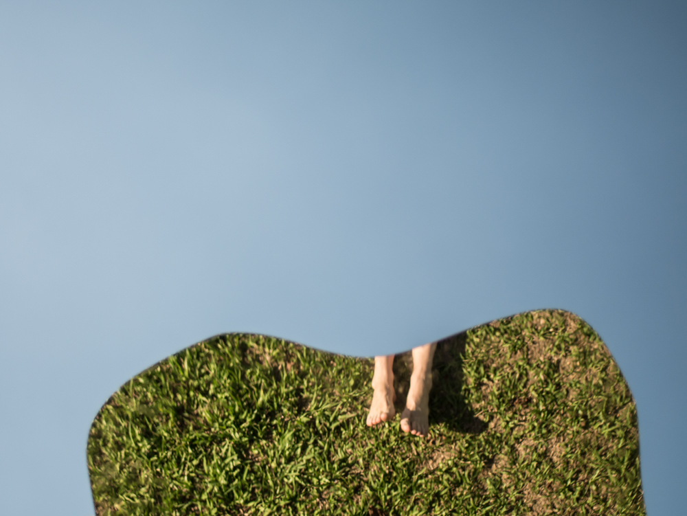 O que deixamos de tocar quando colonizamos as estrelas: Jardins do MAM 2014, fotografia, 40 cm x 30 cm