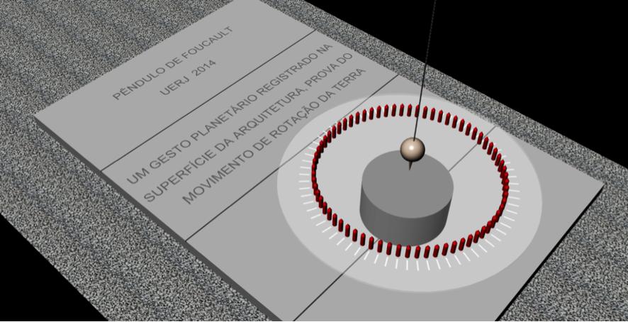 Imagem do Projeto do Pêndulo, 2013.