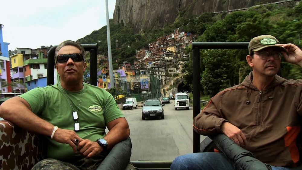Cena do filme 'Em busca de um lugar comum', de Felippe Schultz Mussel